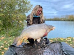 Authentic Fishing carp fishing lake france 87956286815 n