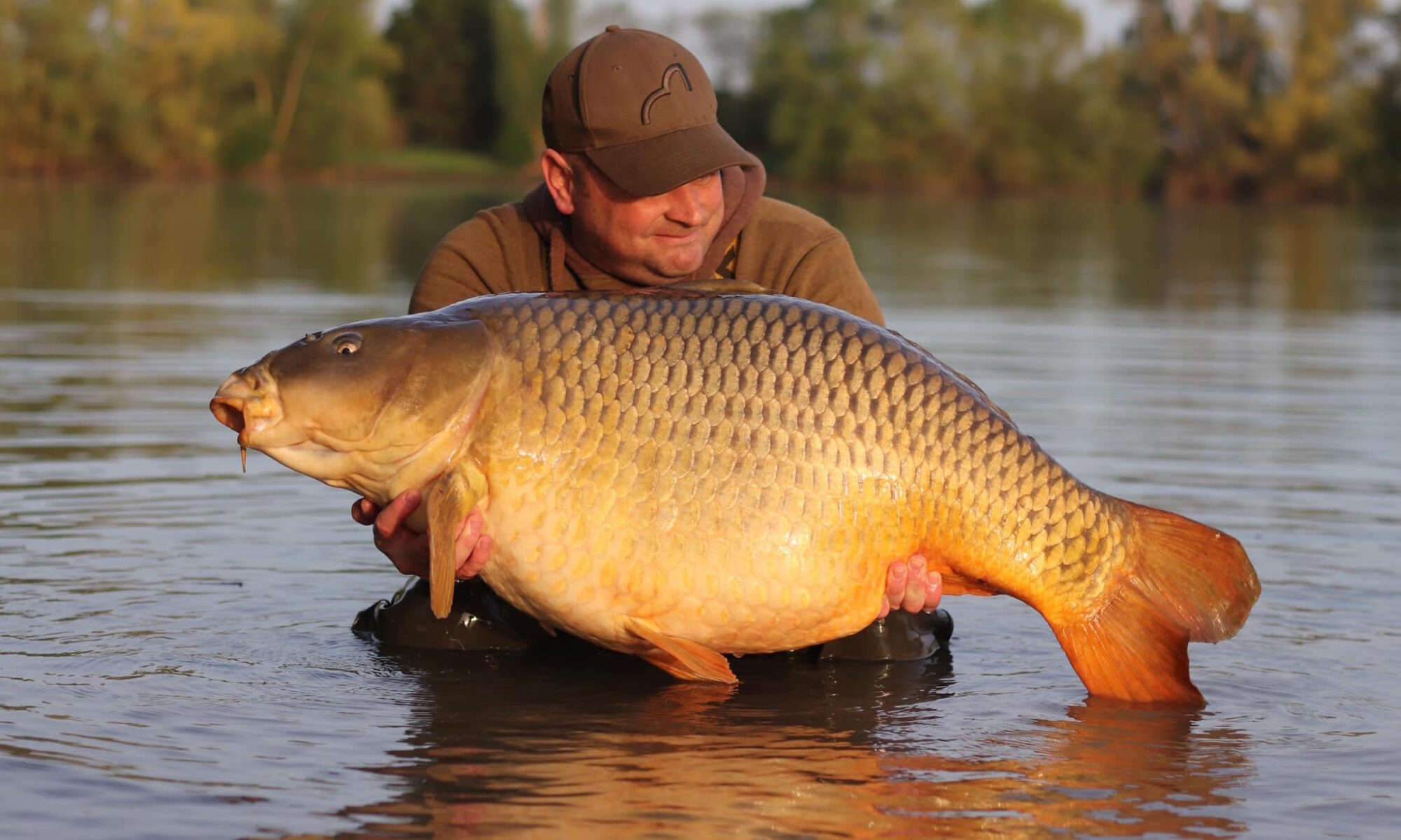 Charlie lake goncourt carp fishing france 5cc81c25