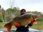 Renarde carp fishing lake in france ad14