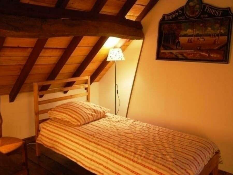 Slaapkamer Bouxier