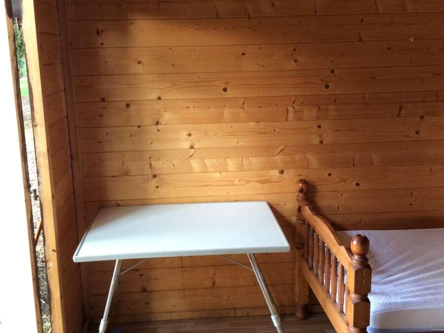 Cabin Etang de Brigueuil High Mill Lake p 11 45 jpg