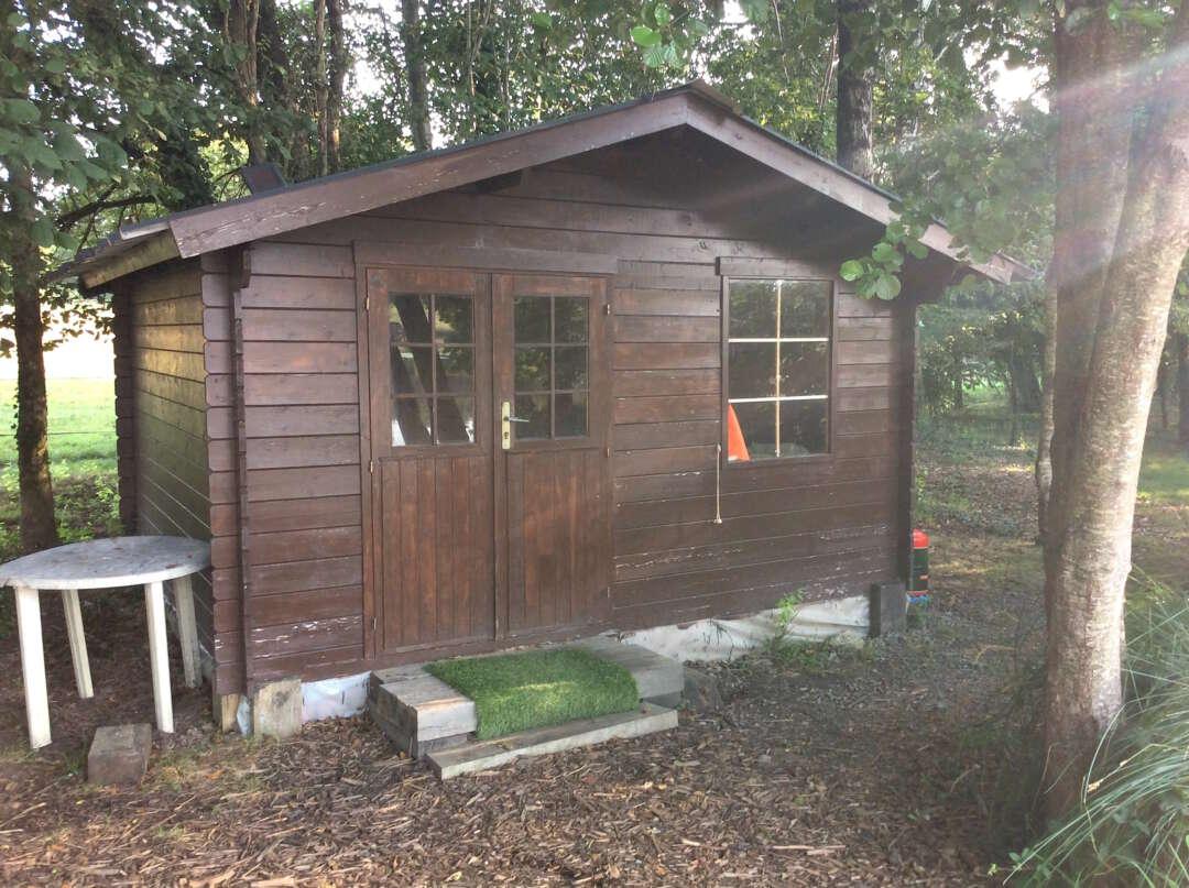 Cabin Etang de Brigueuil High Mill Lake p 11