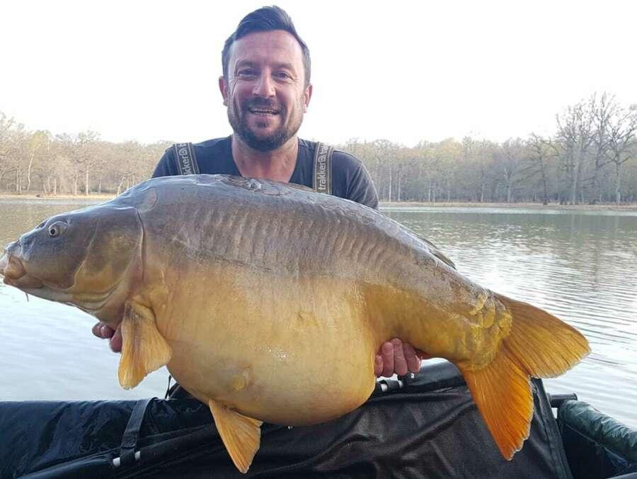 Best carp fishing camalo france