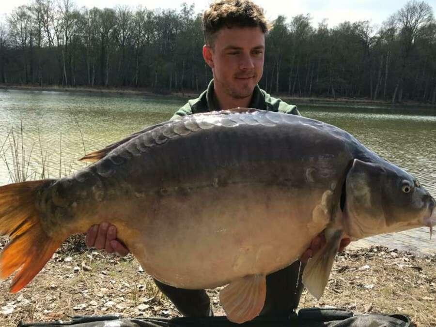 Carp fishing camalo france 2021