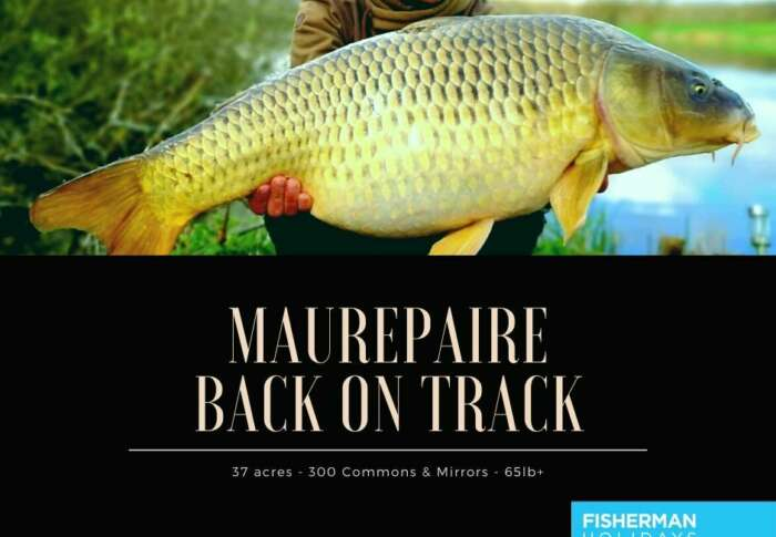 Maurepaire20back20on20track 5e4a8ae9
