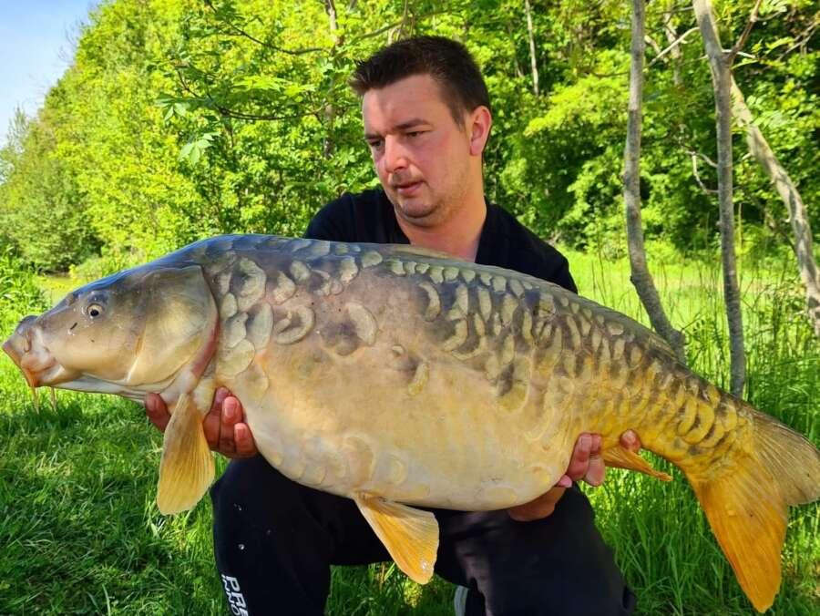 Jonchery karpervissen frankrijk 557